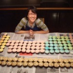 Tabela Periódica em cupcakes