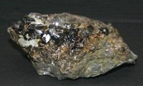 Cassiterita, minério de estanho