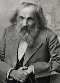 Foto de Dmitri Mendeleiev