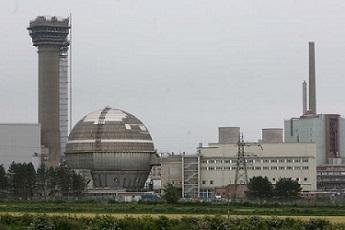Usina de reprocessamento nuclear de Sellafield